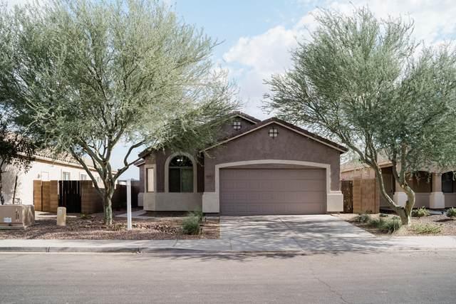 1757 E Chaparral Drive, Casa Grande, AZ 85122 (MLS #6112895) :: Brett Tanner Home Selling Team