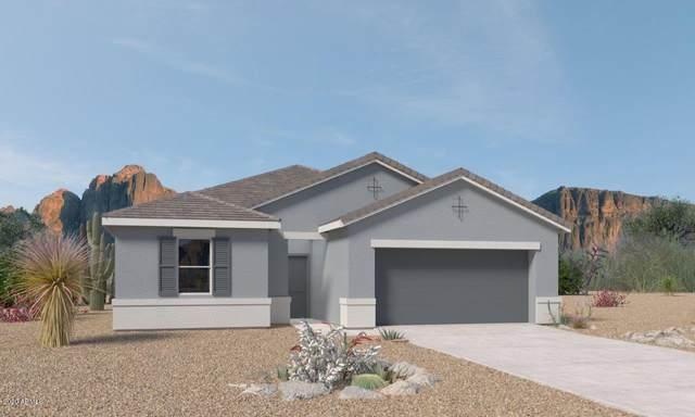 1744 W Pinkley Circle, Coolidge, AZ 85128 (MLS #6112897) :: Klaus Team Real Estate Solutions