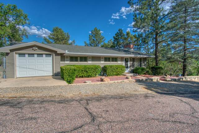 545 Ellenwood Drive, Prescott, AZ 86303 (MLS #6112902) :: Klaus Team Real Estate Solutions