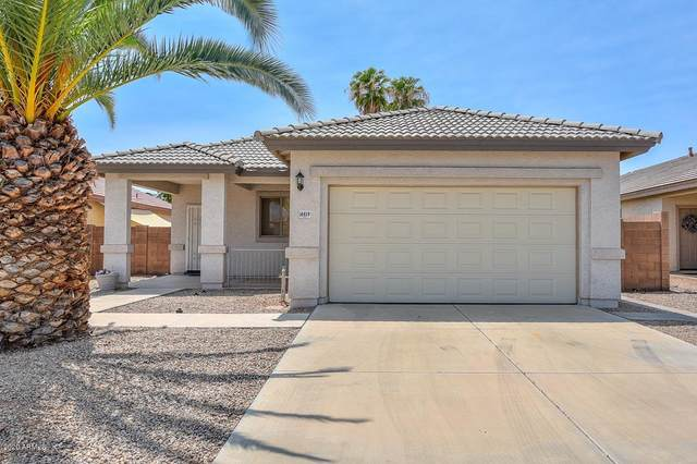 16819 W Manchester Drive, Surprise, AZ 85374 (MLS #6112923) :: NextView Home Professionals, Brokered by eXp Realty