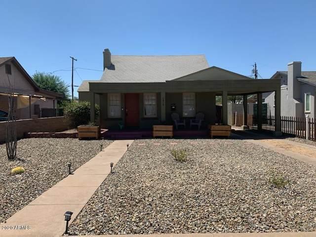 1613 W Lynwood Street, Phoenix, AZ 85007 (MLS #6112926) :: Brett Tanner Home Selling Team