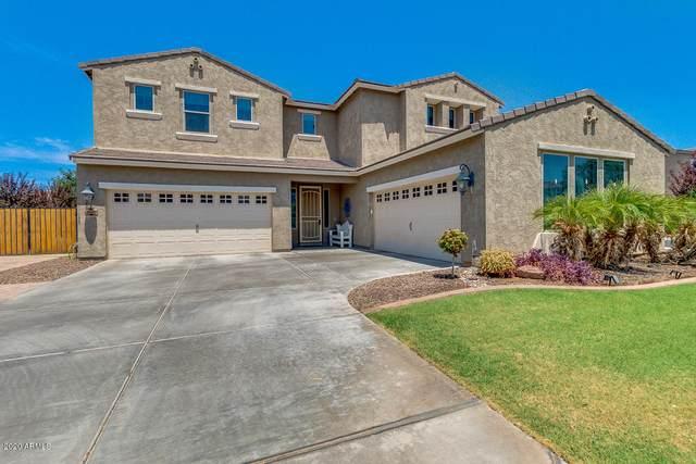 20180 E Rosa Road, Queen Creek, AZ 85142 (MLS #6112927) :: The Bill and Cindy Flowers Team