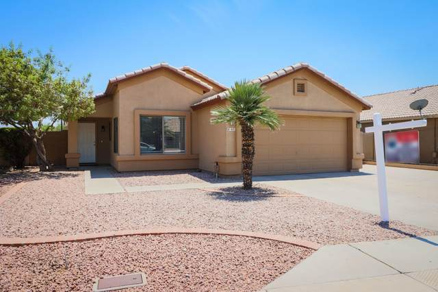 453 S Wildrose, Mesa, AZ 85208 (MLS #6112936) :: NextView Home Professionals, Brokered by eXp Realty