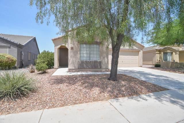 316 W Phantom Drive, Casa Grande, AZ 85122 (MLS #6112940) :: Brett Tanner Home Selling Team