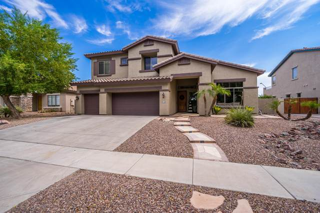 4281 E Carriage Way, Gilbert, AZ 85297 (MLS #6112970) :: Keller Williams Realty Phoenix