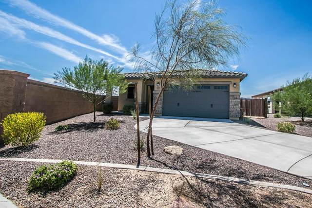 8652 N 172ND Drive, Waddell, AZ 85355 (MLS #6112971) :: Long Realty West Valley