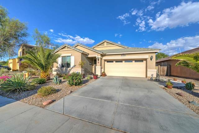 17638 N Avelino Drive, Maricopa, AZ 85138 (MLS #6112975) :: Klaus Team Real Estate Solutions