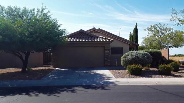 1381 E Martha Drive, Casa Grande, AZ 85122 (MLS #6112998) :: Brett Tanner Home Selling Team