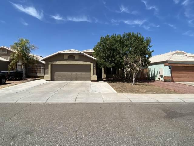 8944 W Hubbell Street, Phoenix, AZ 85037 (MLS #6113000) :: Dijkstra & Co.