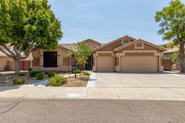 7021 W Morning Dove Drive, Glendale, AZ 85308 (MLS #6113008) :: Riddle Realty Group - Keller Williams Arizona Realty