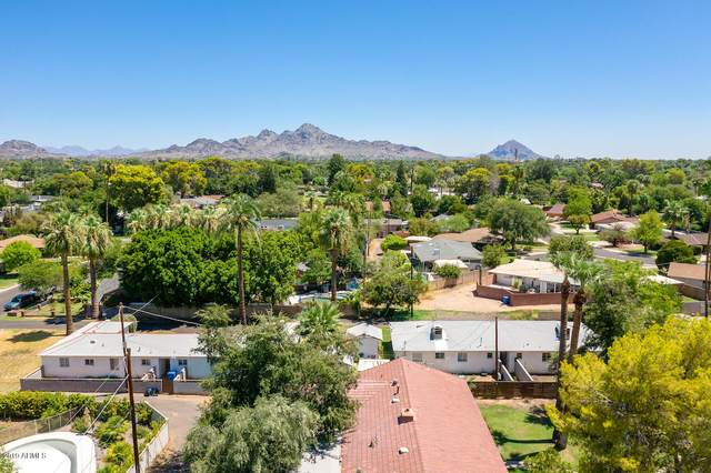 929 W Myrtle Avenue 1-4, Phoenix, AZ 85021 (MLS #6113013) :: Devor Real Estate Associates