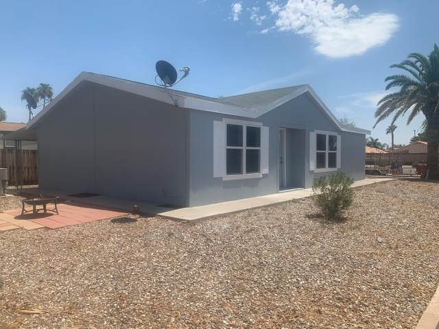 7338 E Baseline Road, Mesa, AZ 85209 (MLS #6113024) :: The Bill and Cindy Flowers Team