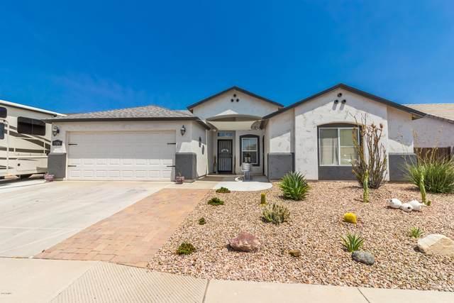 1320 E Silverbrush Trail, Casa Grande, AZ 85122 (MLS #6113027) :: Brett Tanner Home Selling Team