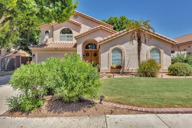 6110 E Virginia Street, Mesa, AZ 85215 (MLS #6113042) :: Klaus Team Real Estate Solutions