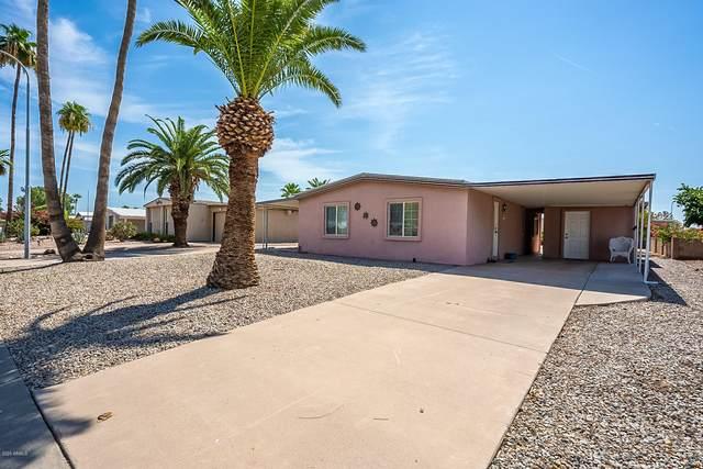 8981 E Sun Lakes Boulevard N, Sun Lakes, AZ 85248 (MLS #6113048) :: neXGen Real Estate