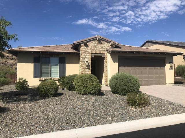 3205 Rising Sun Ridge, Wickenburg, AZ 85390 (MLS #6113055) :: Brett Tanner Home Selling Team