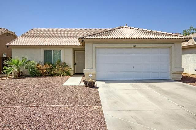 521 E Del Rio Street, Chandler, AZ 85225 (MLS #6113118) :: My Home Group