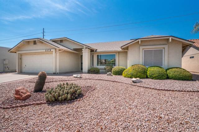 2379 Leisure World, Mesa, AZ 85206 (MLS #6113132) :: NextView Home Professionals, Brokered by eXp Realty