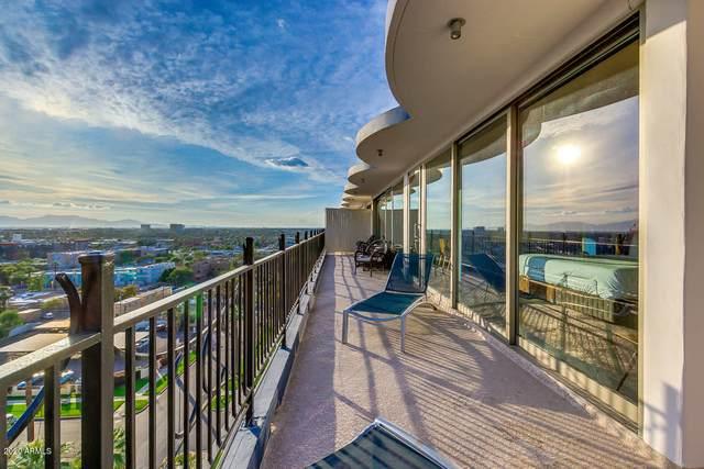 805 N 4TH Avenue #1104, Phoenix, AZ 85003 (MLS #6113140) :: Brett Tanner Home Selling Team