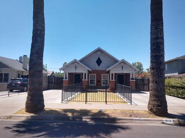 1810 N Dayton Street, Phoenix, AZ 85006 (MLS #6113157) :: Brett Tanner Home Selling Team