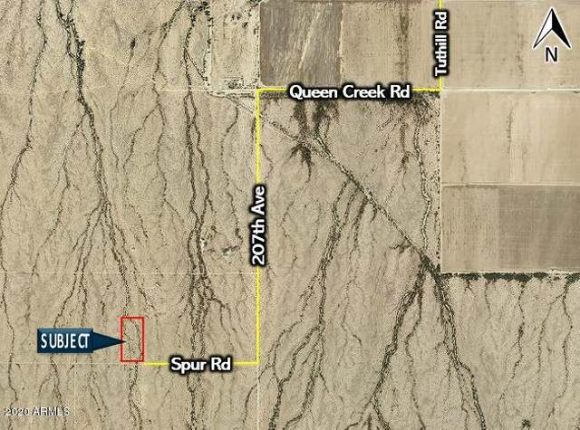 209XX W Spur Road, Buckeye, AZ 85326 (MLS #6113159) :: neXGen Real Estate
