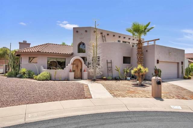 2729 E Purdue Avenue, Phoenix, AZ 85028 (MLS #6113160) :: Brett Tanner Home Selling Team