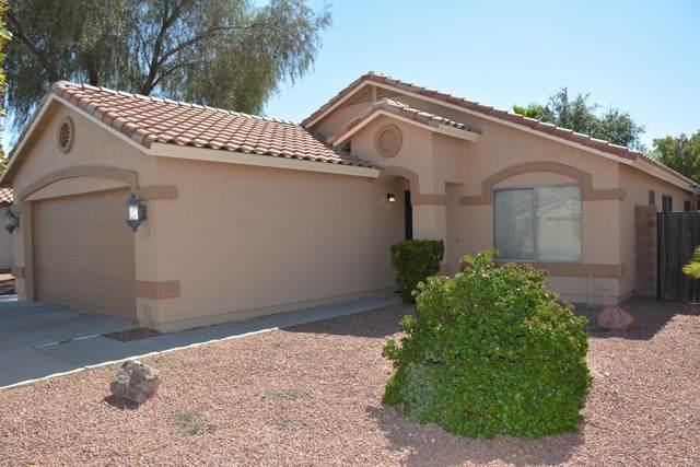 1044 S Weaver Drive, Apache Junction, AZ 85120 (MLS #6113161) :: Yost Realty Group at RE/MAX Casa Grande