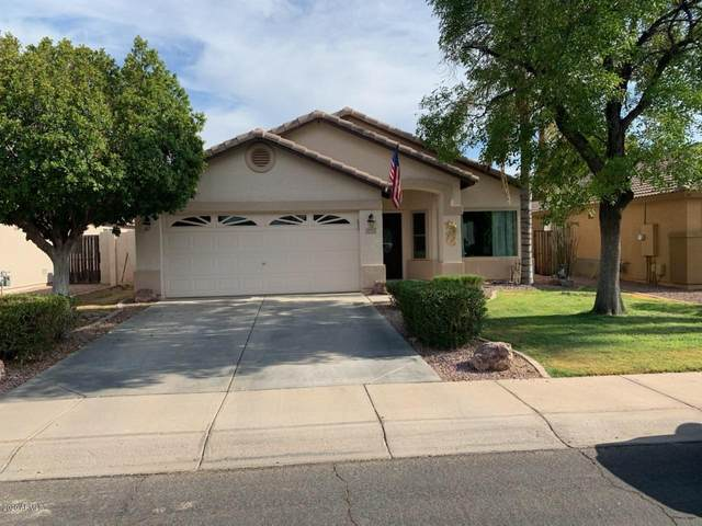 3931 E Kroll Court, Gilbert, AZ 85234 (MLS #6113166) :: My Home Group