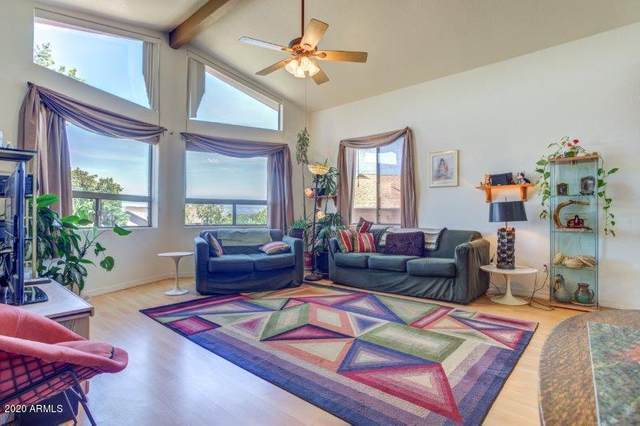 411 E Phoenix Street, Payson, AZ 85541 (MLS #6113169) :: Russ Lyon Sotheby's International Realty