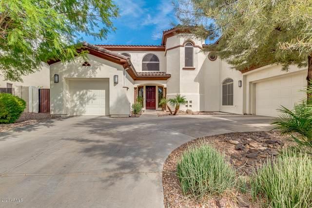 4619 E Desperado Road, Gilbert, AZ 85297 (MLS #6113175) :: Keller Williams Realty Phoenix