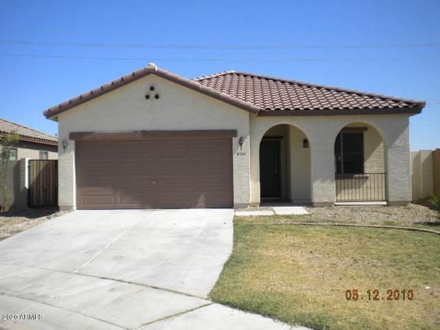 2819 S 74TH Drive, Phoenix, AZ 85043 (MLS #6113176) :: Klaus Team Real Estate Solutions