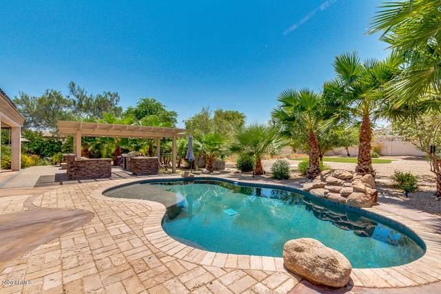 5757 W Rock Court, Queen Creek, AZ 85142 (MLS #6113178) :: Conway Real Estate