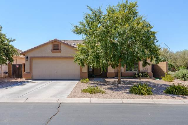 45255 W Norris Road, Maricopa, AZ 85139 (MLS #6113196) :: Keller Williams Realty Phoenix