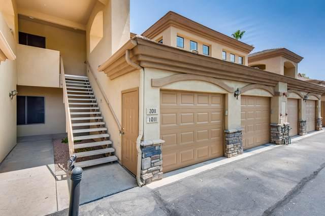 4200 N 82ND Street #2011, Scottsdale, AZ 85251 (MLS #6113197) :: The Laughton Team