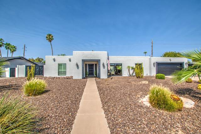 12612 N 56TH Place, Scottsdale, AZ 85254 (MLS #6113207) :: Lucido Agency