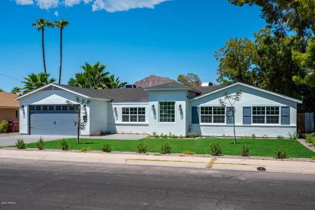 6138 E Rose Circle Drive, Scottsdale, AZ 85251 (MLS #6113211) :: BVO Luxury Group