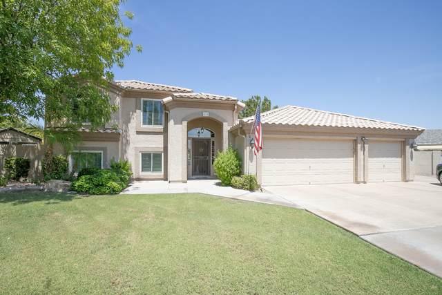831 N Hill Circle, Mesa, AZ 85203 (MLS #6113216) :: Klaus Team Real Estate Solutions