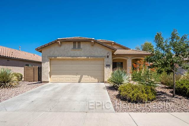 2271 N Brigadier Drive, Florence, AZ 85132 (MLS #6113219) :: The Daniel Montez Real Estate Group
