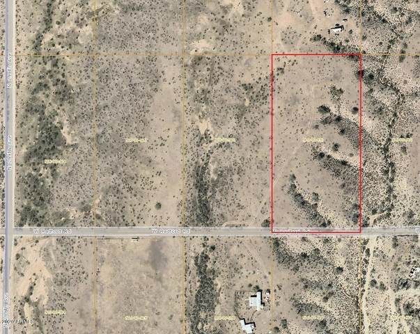 29738 W Radford Road, Wittmann, AZ 85361 (MLS #6113222) :: Brett Tanner Home Selling Team