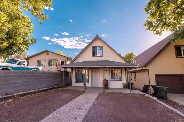 220 S Slagel Street, Williams, AZ 86046 (MLS #6113227) :: Homehelper Consultants