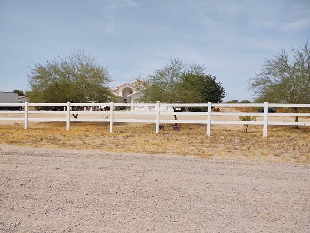 32514 N 227TH Avenue, Wittmann, AZ 85361 (MLS #6113233) :: Brett Tanner Home Selling Team