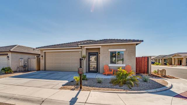 1854 S Savana Road, Apache Junction, AZ 85119 (MLS #6113248) :: Brett Tanner Home Selling Team