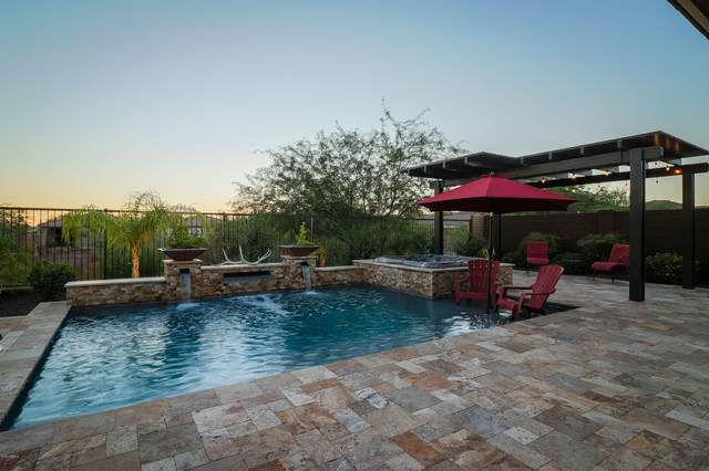 30800 N 137TH Lane, Peoria, AZ 85383 (MLS #6113270) :: Brett Tanner Home Selling Team