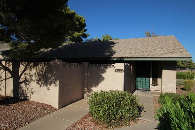17809 N 45TH Avenue, Glendale, AZ 85308 (MLS #6113272) :: NextView Home Professionals, Brokered by eXp Realty