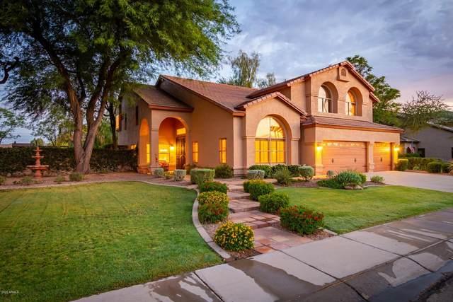 1015 E Liberty Lane, Gilbert, AZ 85296 (MLS #6113296) :: The Property Partners at eXp Realty