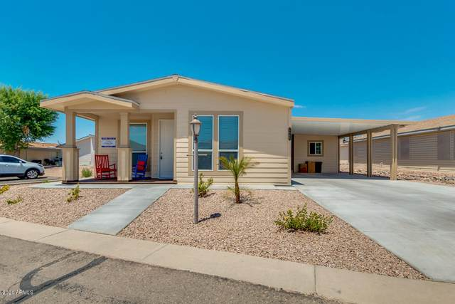 3301 S Goldfield Road #4085, Apache Junction, AZ 85119 (MLS #6113317) :: NextView Home Professionals, Brokered by eXp Realty