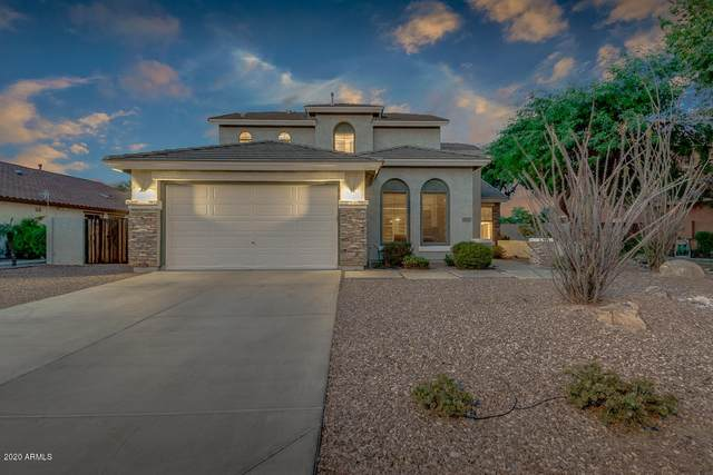 5127 S Marble Street, Gilbert, AZ 85298 (MLS #6113328) :: Openshaw Real Estate Group in partnership with The Jesse Herfel Real Estate Group