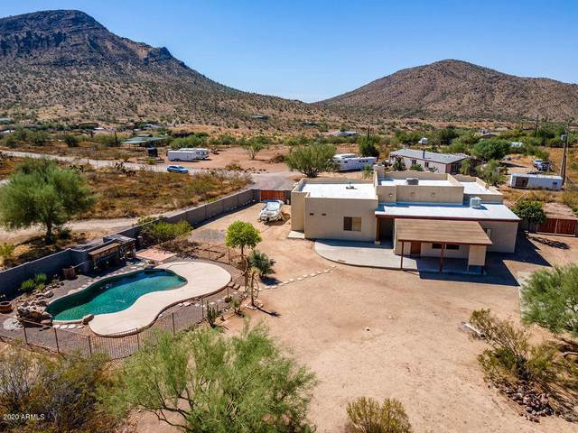 43008 N 17 Place, New River, AZ 85087 (MLS #6113335) :: Riddle Realty Group - Keller Williams Arizona Realty