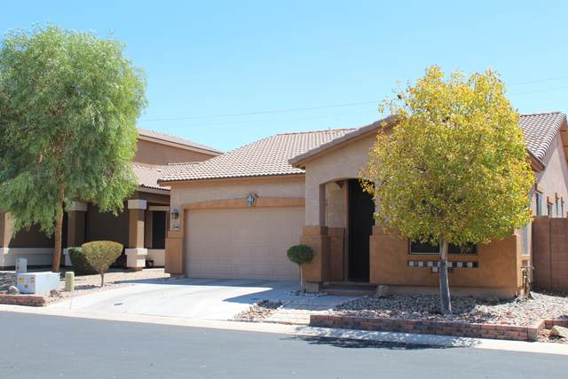 900 W Broadway Avenue #78, Apache Junction, AZ 85120 (MLS #6113337) :: Brett Tanner Home Selling Team