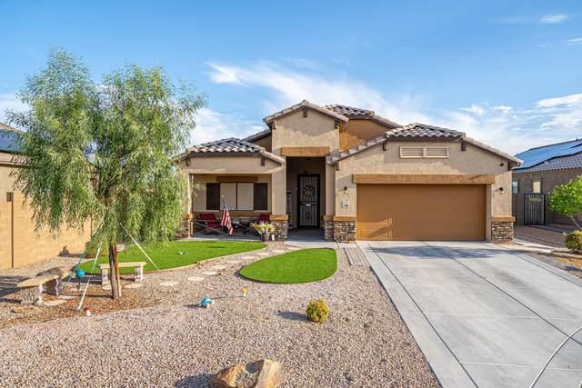 23865 W Pima Street, Buckeye, AZ 85326 (MLS #6113399) :: The W Group